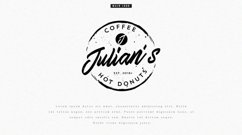 Logo for Julians