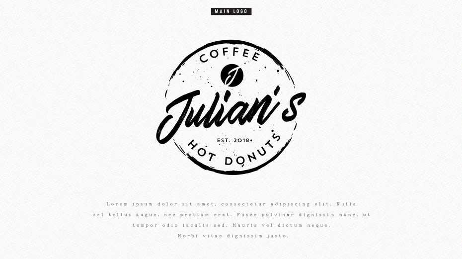 Logo for Julians