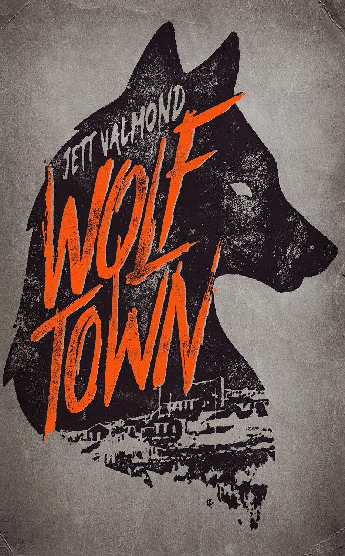 Wolf Town logo