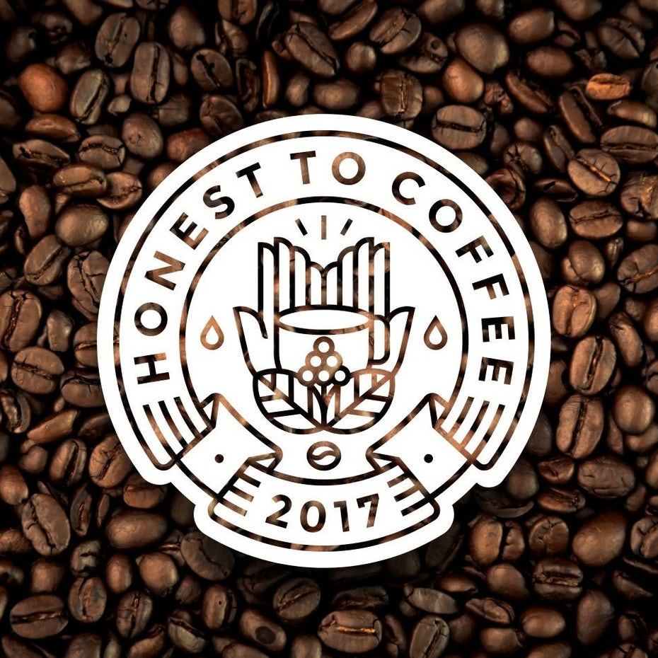 Honest to Coffee logo