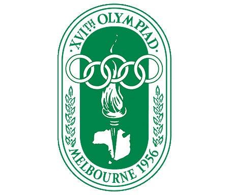 1956 Olympic logo