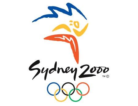 2000 Olympic logo