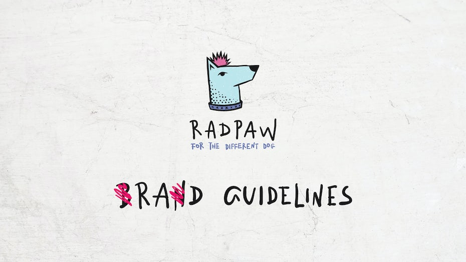 Radpaw Brand Guidelines