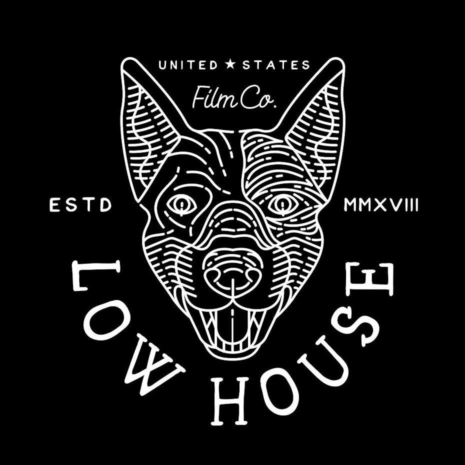 Low house logo