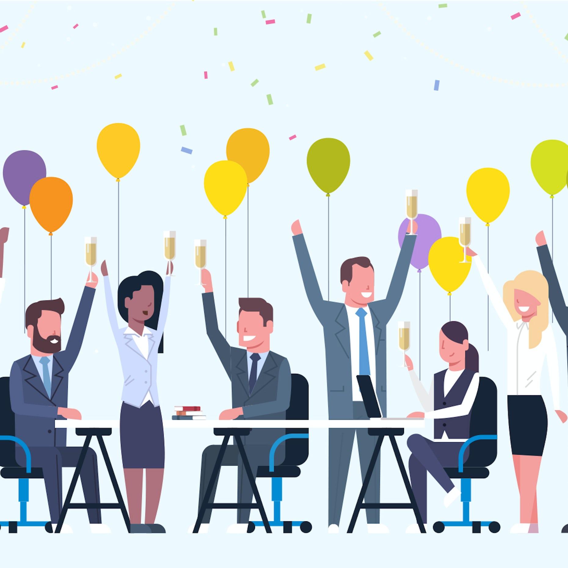 9 inspiring ways to celebrate a company anniversary - 99designs