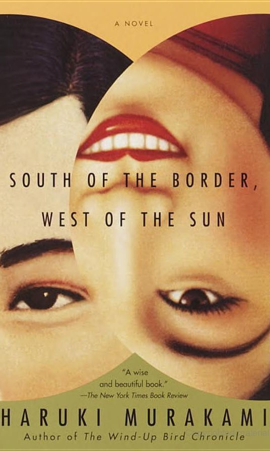South of the border, west of the sun cover