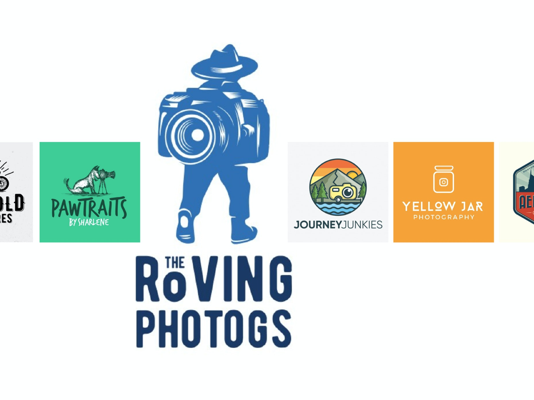 33 Photography Logos Youll Actually Remember Designer Blog