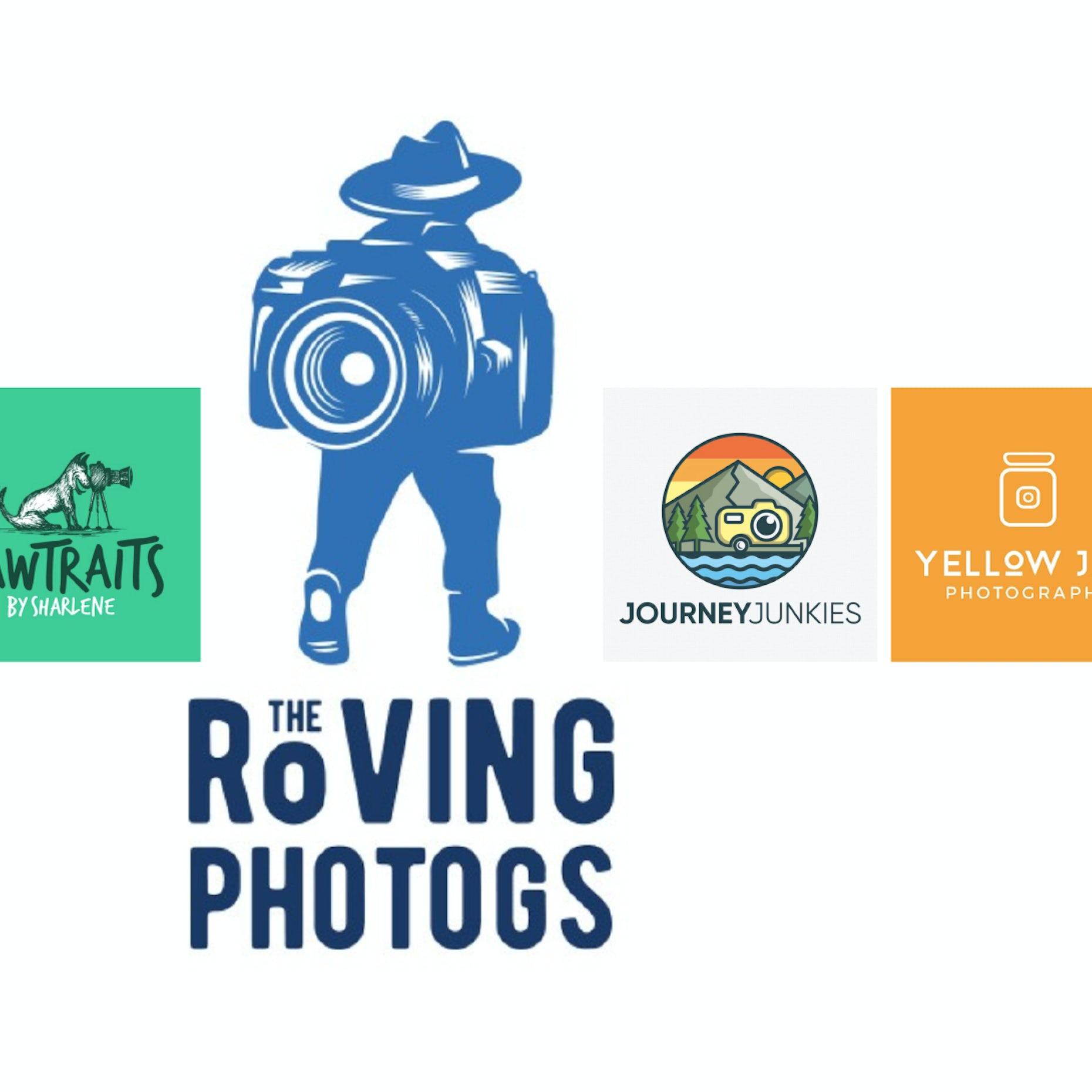 33 photography logos you'll actually remember - Designer Blog