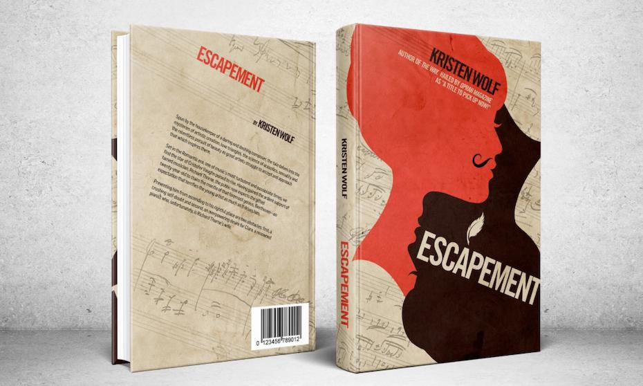 Escapement cover