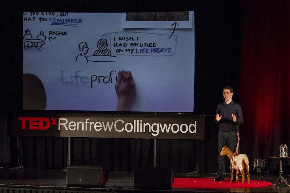 TEDx sketchnote