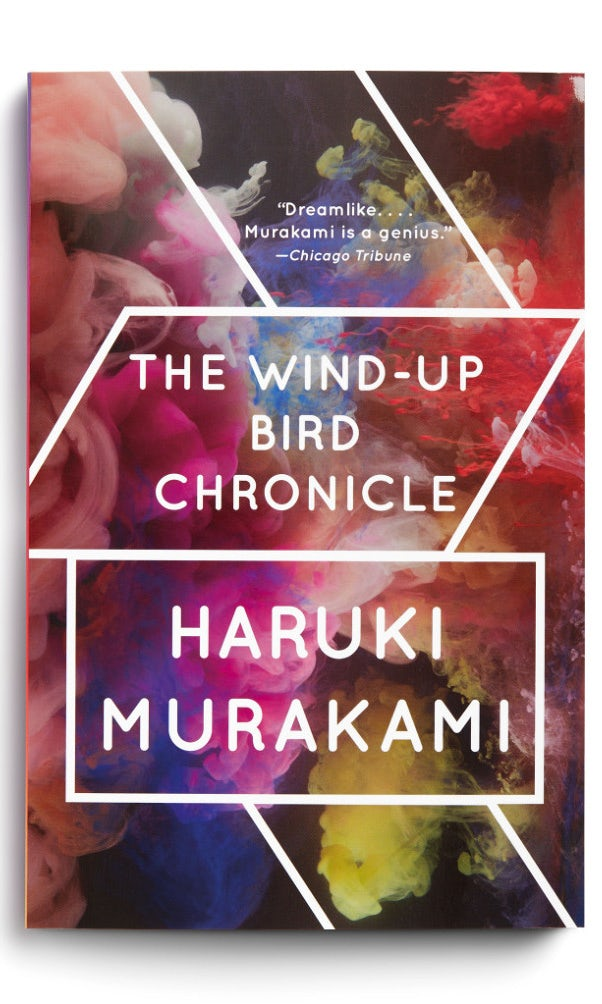 The wind up bird chronicle cover