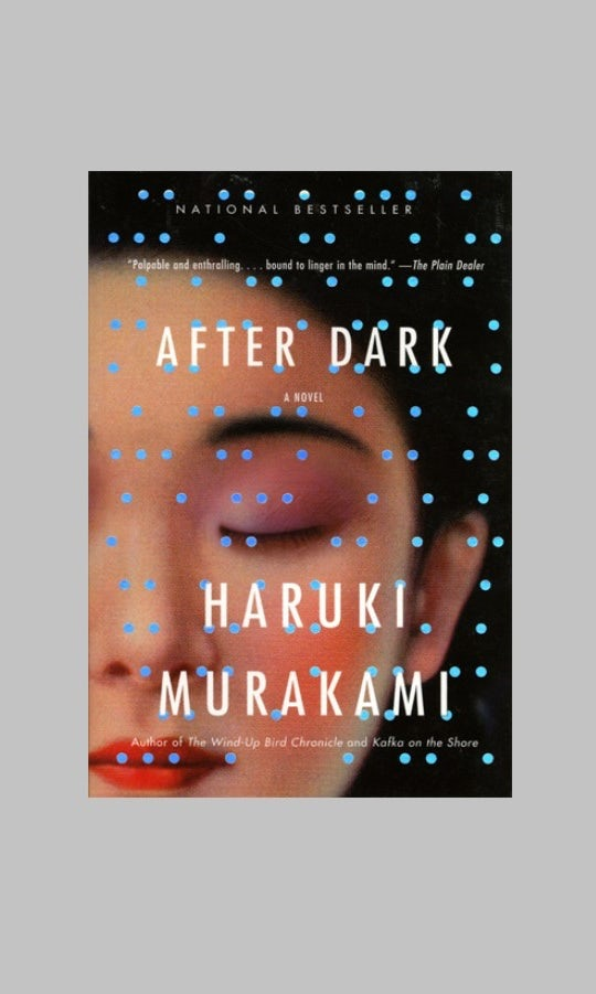 After dark cover