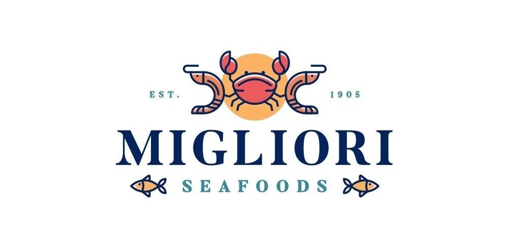 Migliori seafoods logo