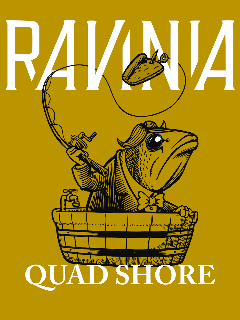 Ravinia quad shore design