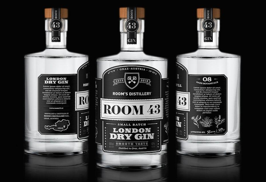 Room Distillery logo