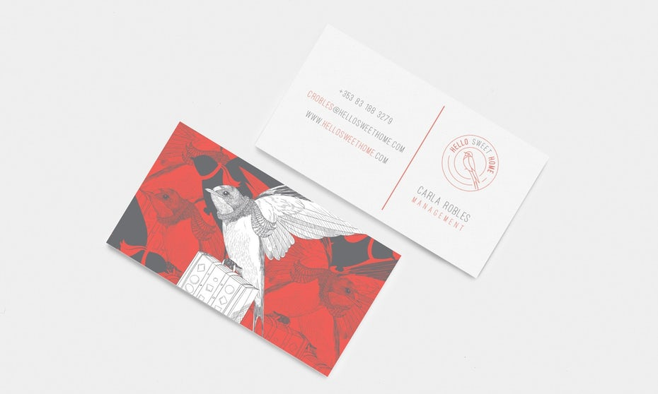 The best business card fonts to make you stand out - 99designs