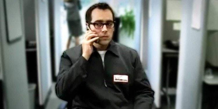 2000s era Verizon ad