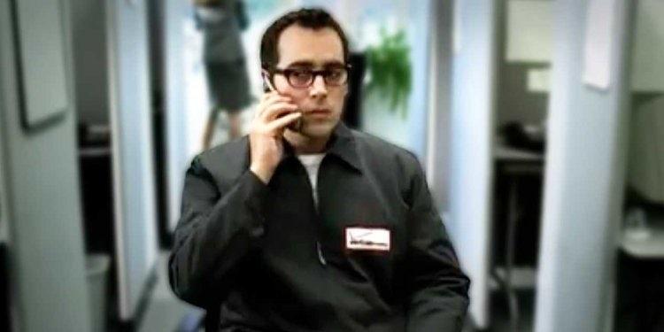 2000s era Verizon ad