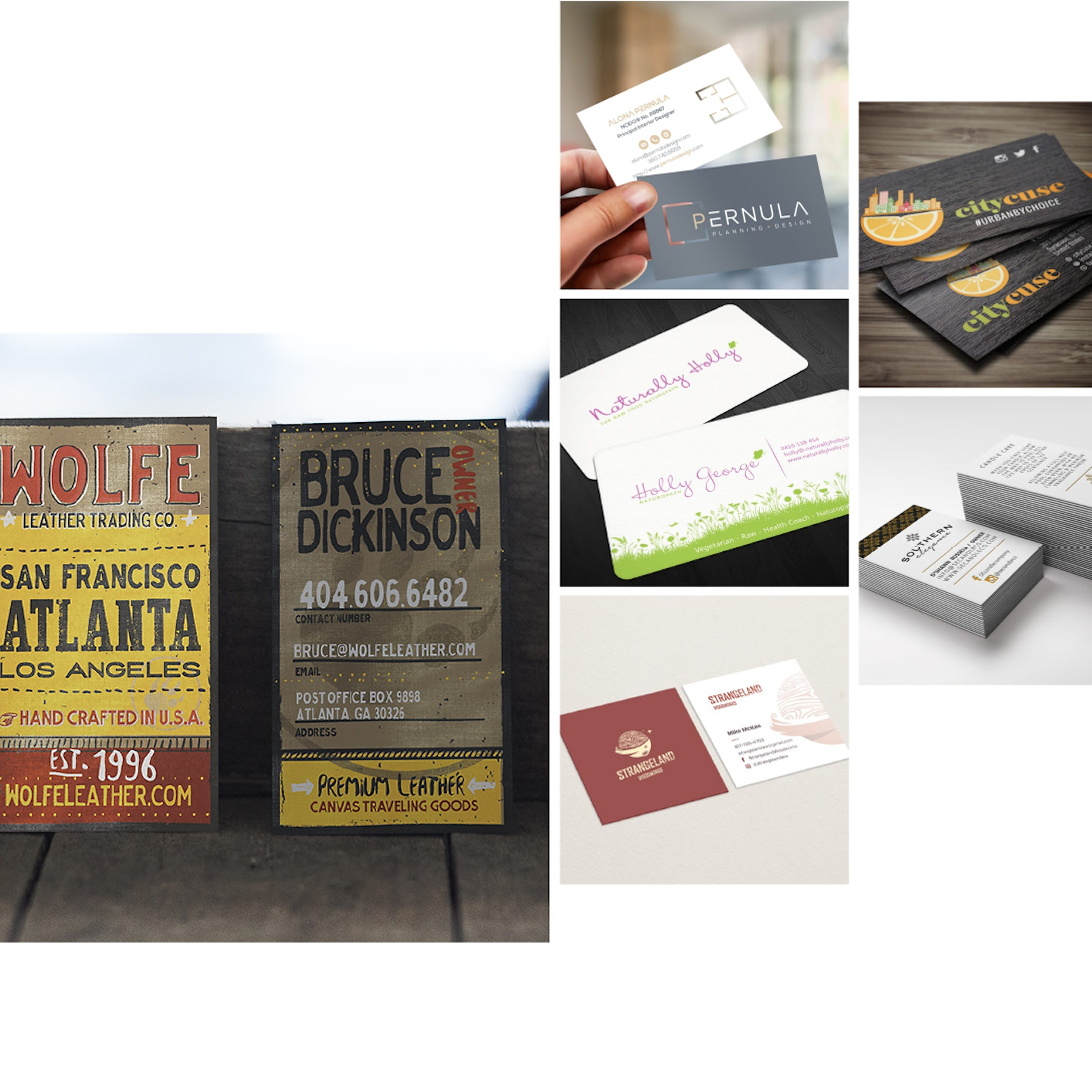 ab76b766baafb The best business card fonts to make you stand out - 99designs