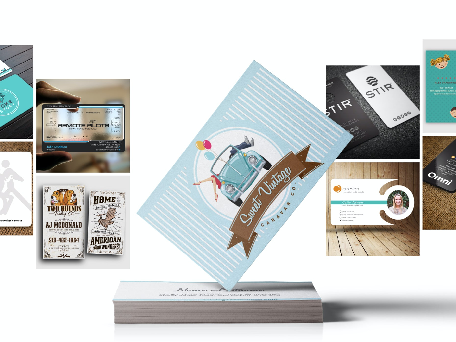 How To Design A Business Card The