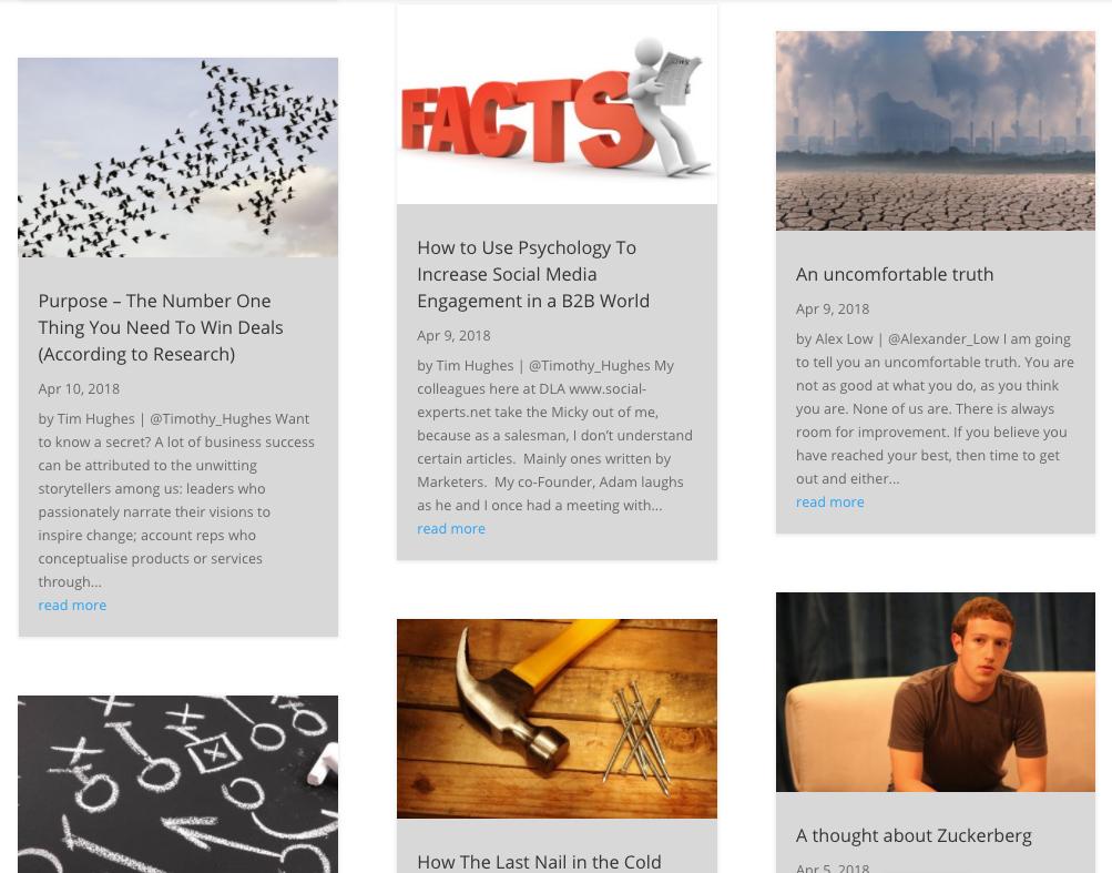 blog content screenshot