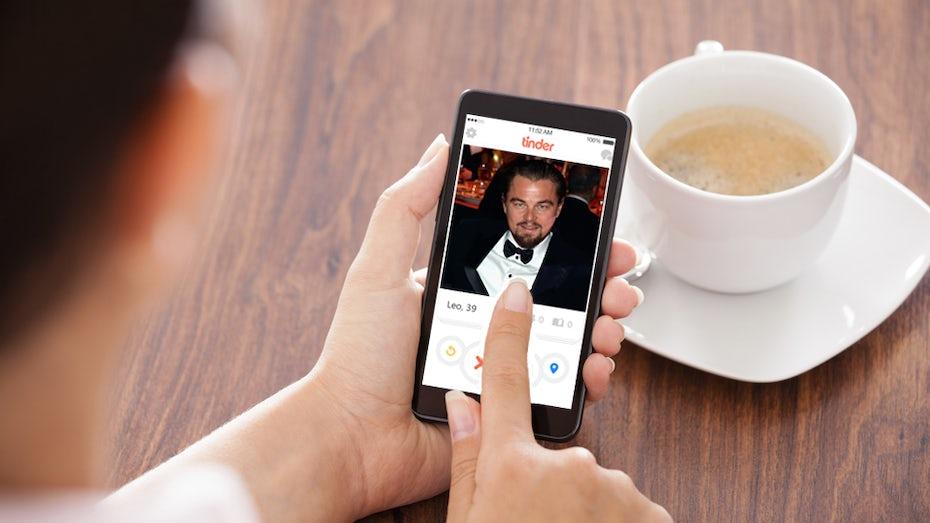 Leonardo di Caprio on Tinder