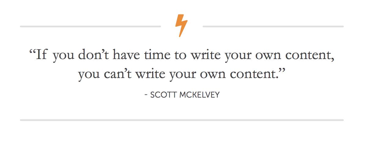 Scott Mckelvey quote