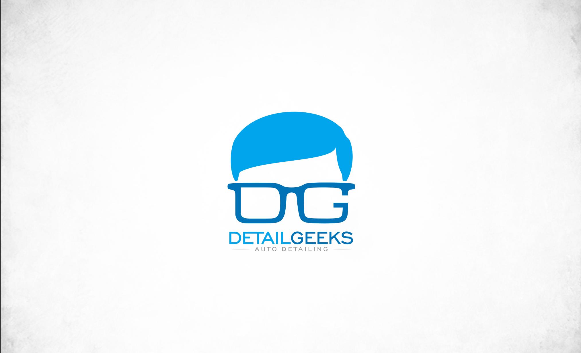 Detail Geeks logo