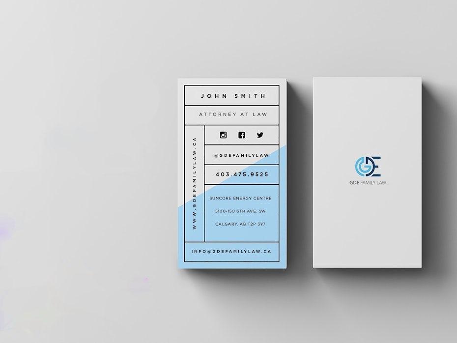 Die Besten Schriftarten Für Visitenkarten Die Eindruck