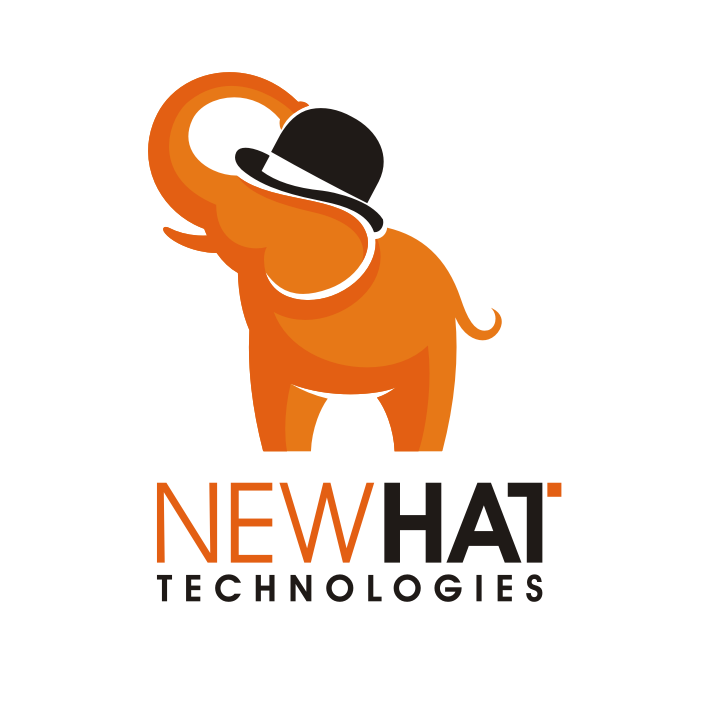 logo design for New Hat Technologies