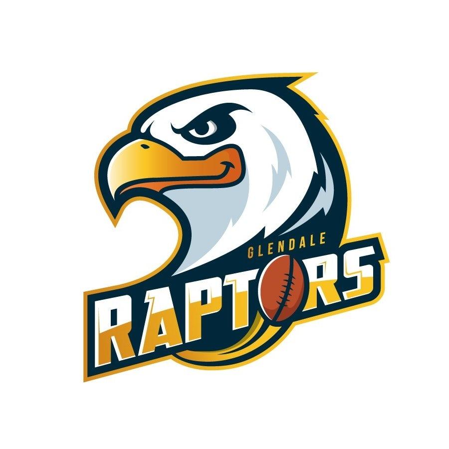 eagle predator mascot