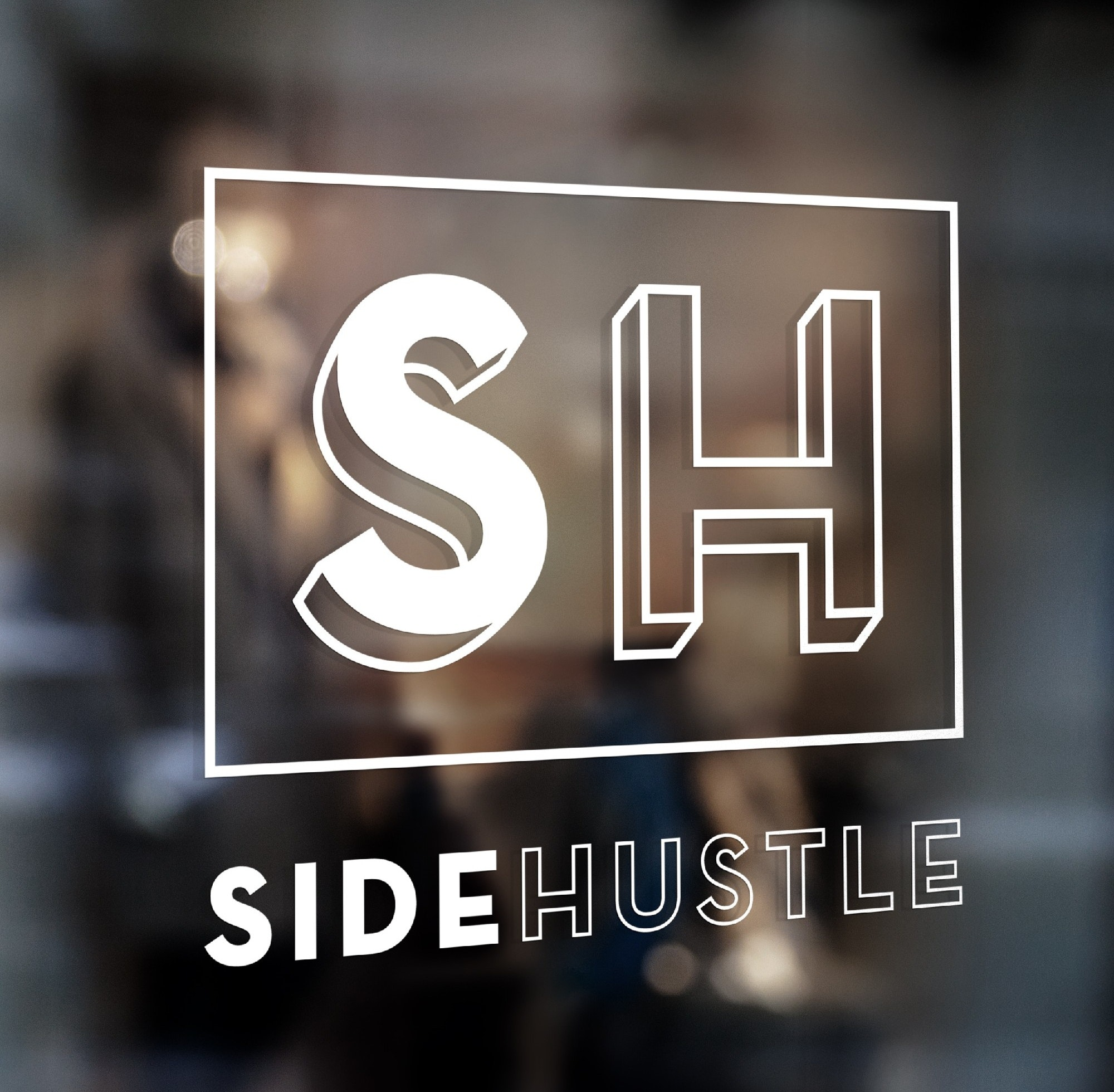 side hustle logo