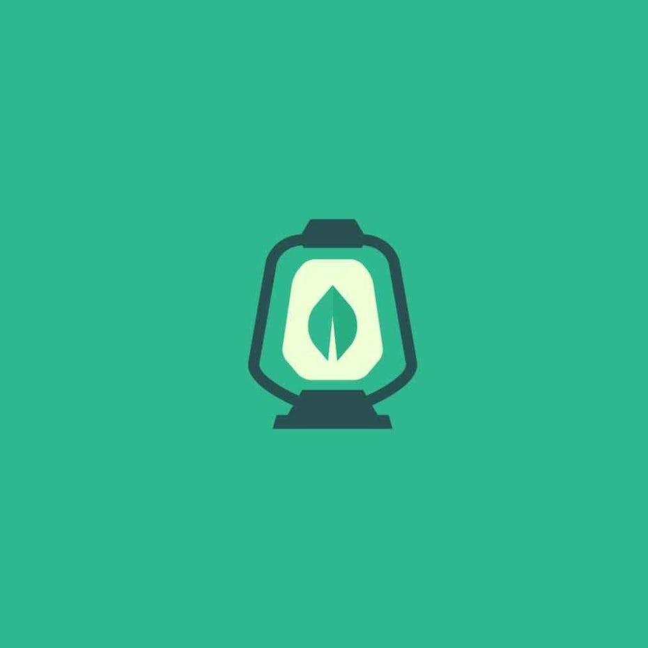 Green Lantern Solar logo