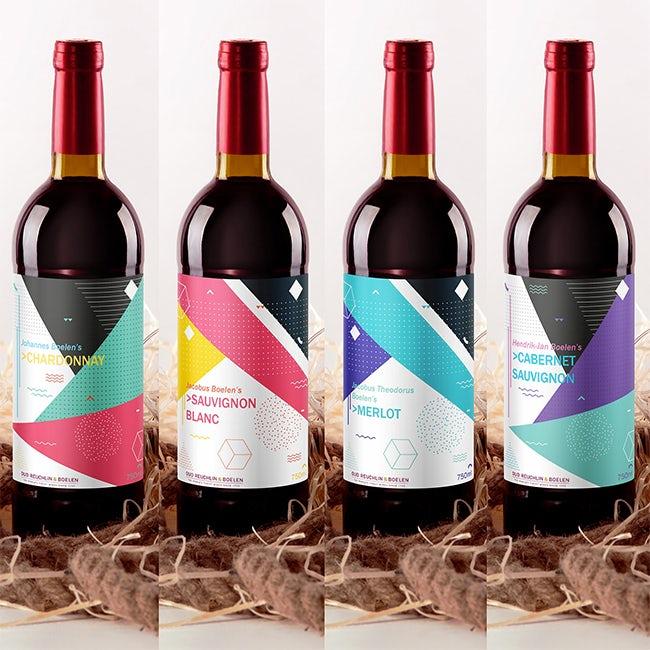 La Marca del vino: distribuidores de diseño soma