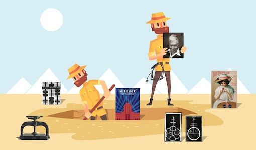 A brief history of graphic design