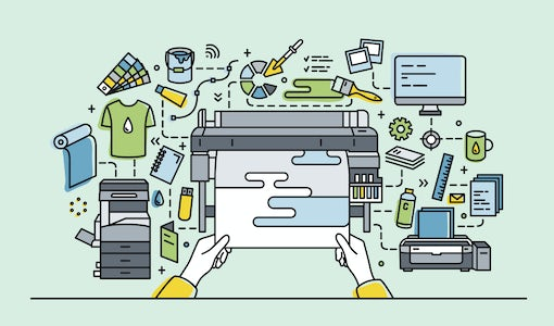 A complete guide to printing your design projects
