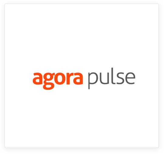agorapulse logo
