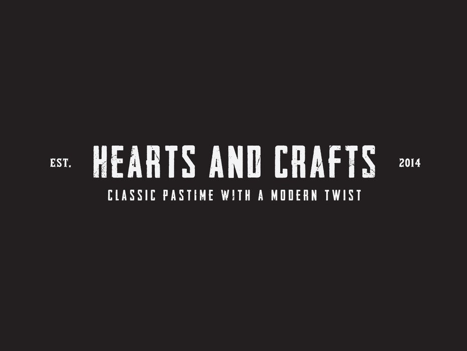 Sketch style logo