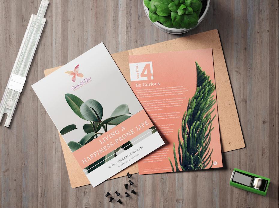 printed cover design