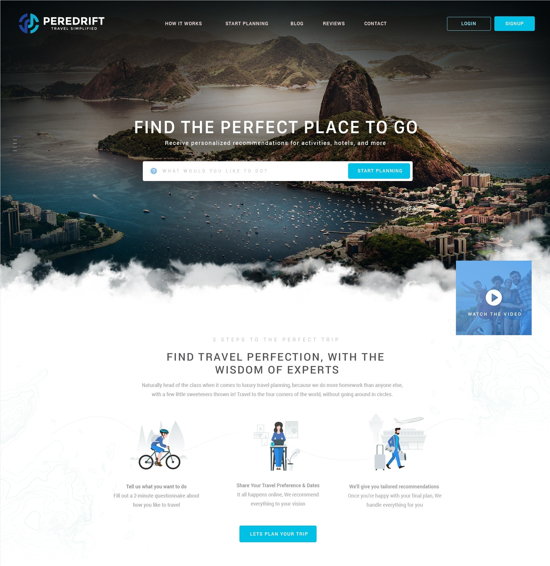 web design for Peredrift
