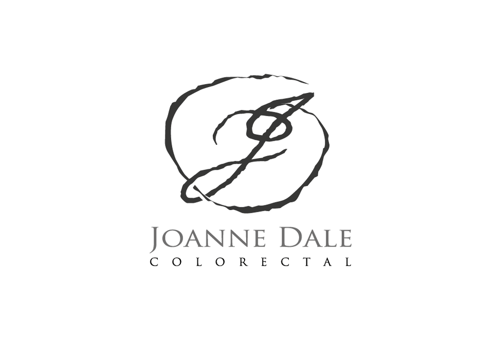 Logo with hand lettering