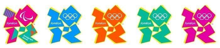 2012 London Olympic Games logo