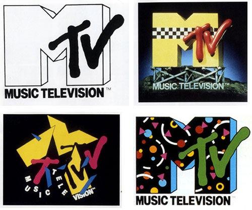 Logotipos de mtv