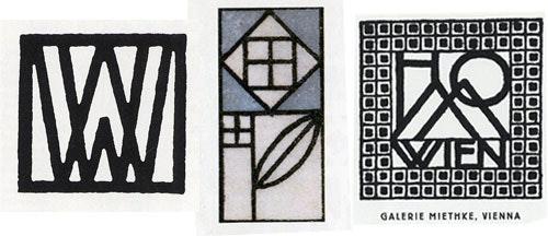 Works from the Wiener Werkstätte