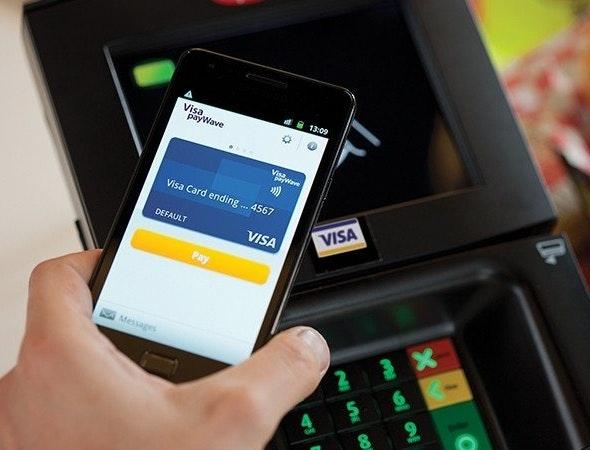 Visa paywave