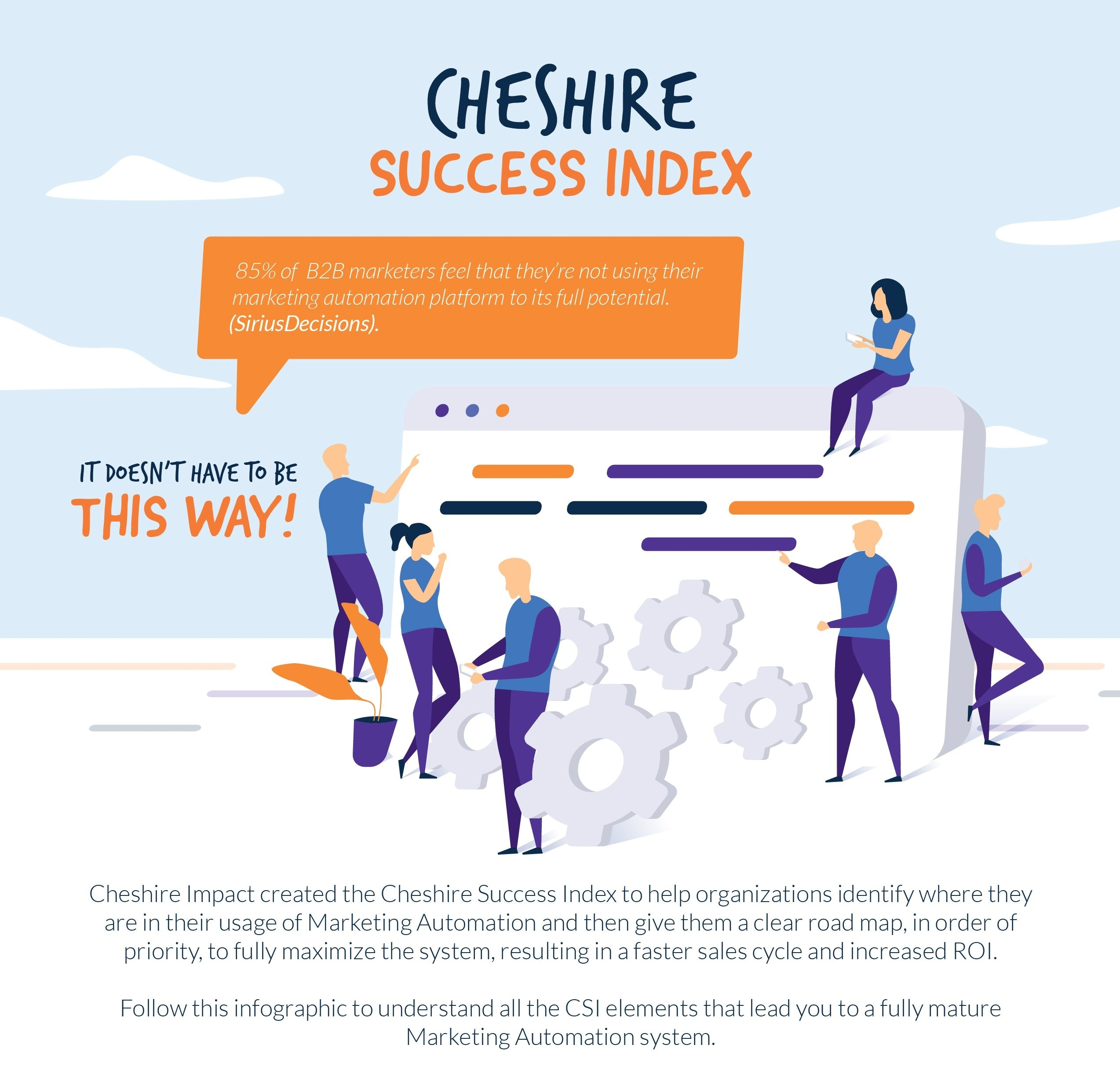 Cheshire Success Index illustration