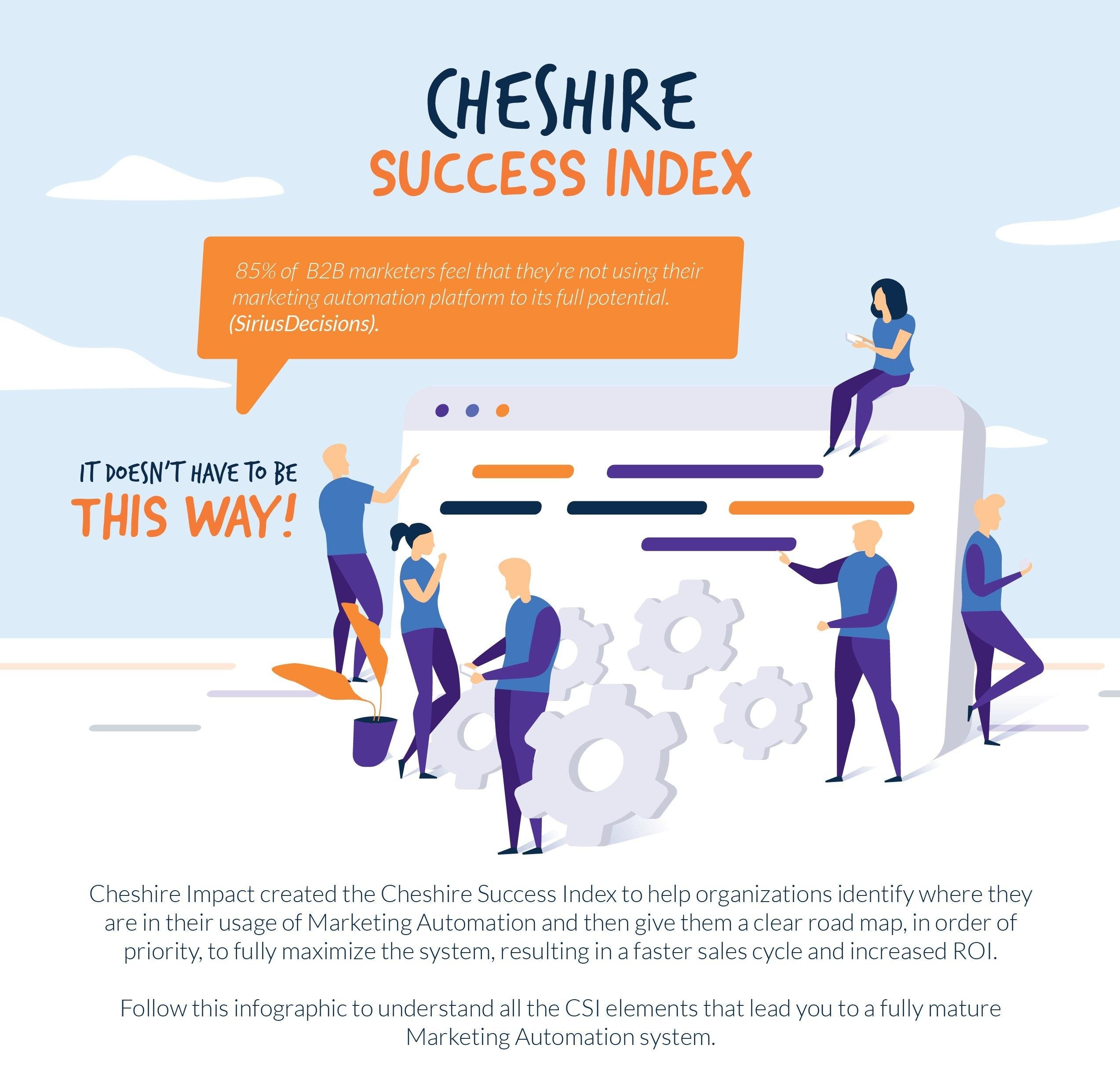 Cheshire Success Index illustration
