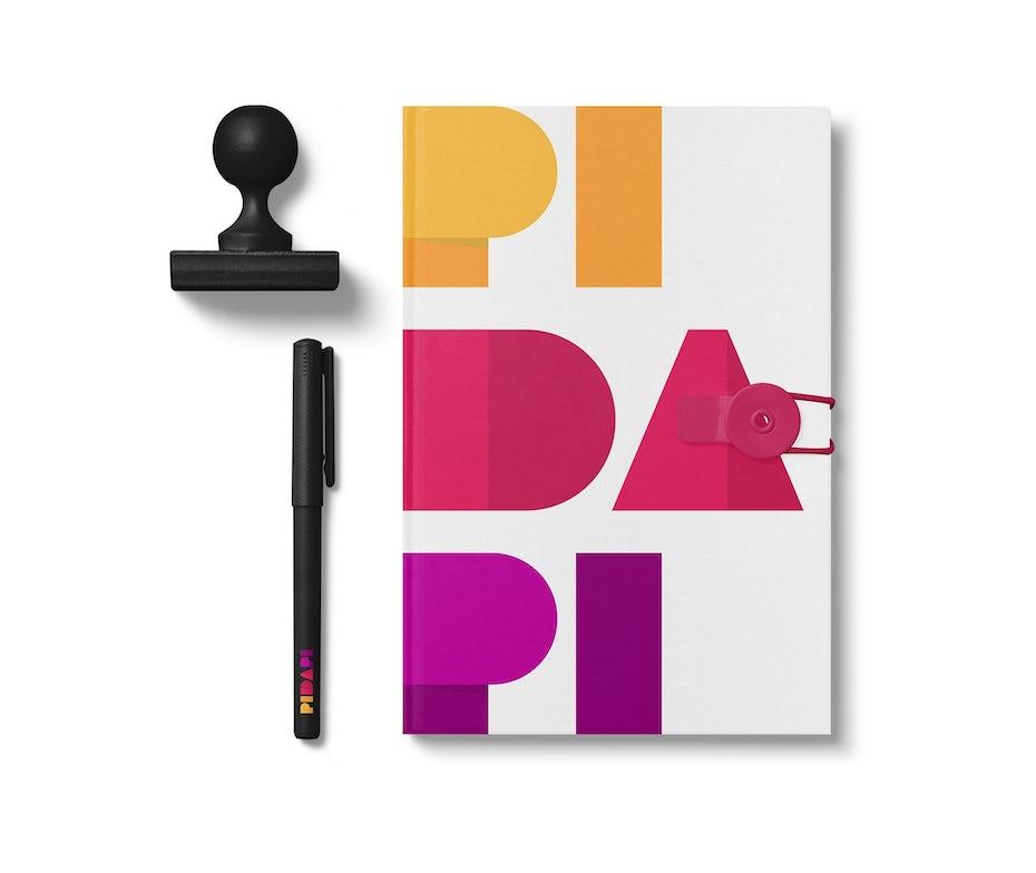 PIDAPI brand identity