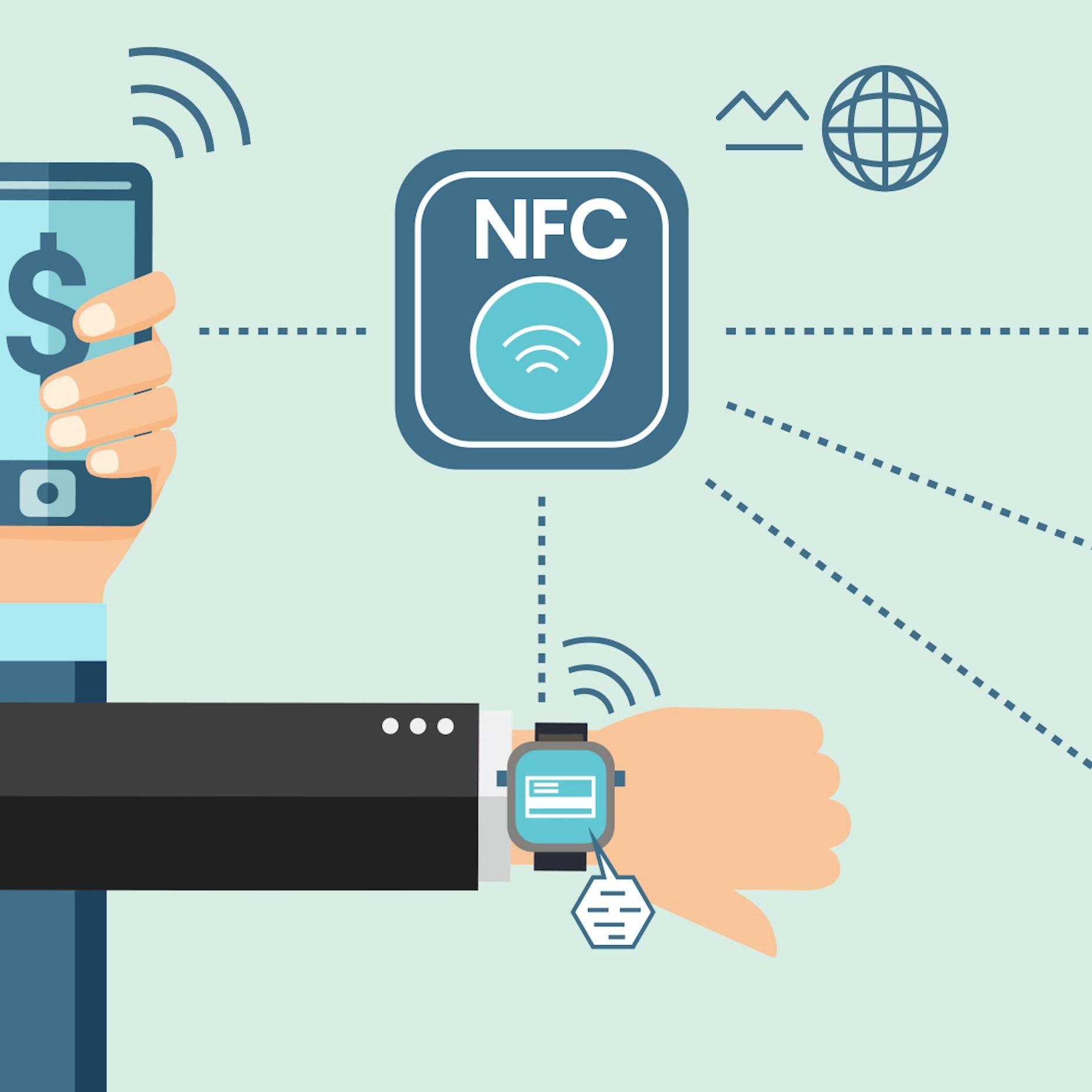 NFC Nedir ?  NFC Kullanım Alanları