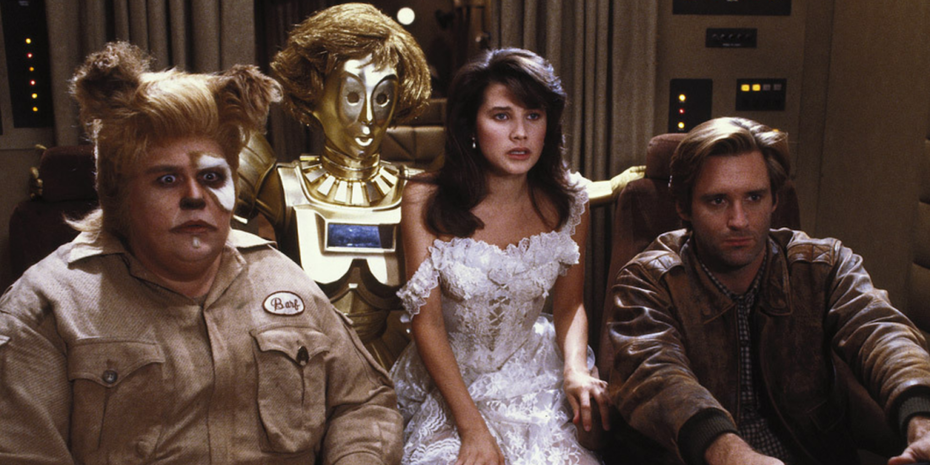 still from Spaceballs